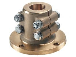 Clamp half coupling (hight-tensile brass)